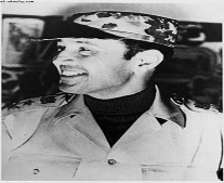 تعيين اللواء سعد الدين الشاذلي رئيساً لأركان حرب القوات المسلحة المصرية