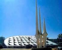 افتتاح مكتبة الإسكندرية الجديدة