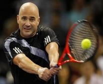 مولد لاعب كرة المضرب أندريه أغاسي (Andre Agassi)