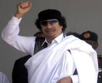 وفاه معمر القذافي الحاكم السابق للجمهورية العربية الليبية