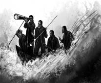 نشر روايه موبي ديك Moby Dick للروائي الأمريكي هرمان ملفيل