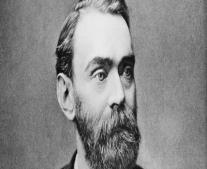 ولد ألفرد نوبل Alfred Nobel