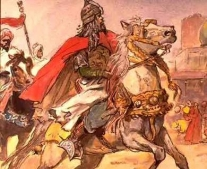 مقتل السلطان سيف الدين قطز على يد القائد المملوكي الظاهر بيبرس