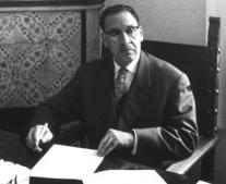ولد الزعيم الجزائري فرحات عباس