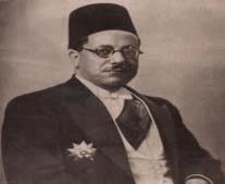 ولد مكرم عبيد وزير مالية مصر الأسبق