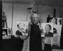 ولد بيكاسو Pablo Picasso