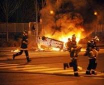 اضطرابات فرنسا 2005