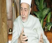 ولد الشيخ محمد سيد طنطاوي شيخ الأزهر