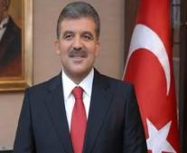 ولد عبد الله غل رئيس جمهورية تركيا
