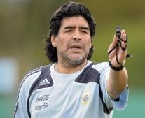 ولد الأرجنتينى مارادونا Diego Armando Maradona