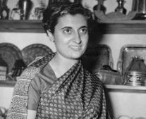 إغتيال رئيسة وزراء الهند أنديرا غاندي Indira Gandhi