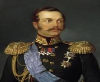 ولد الإمبراطور ألكسندر الثاني إمبراطور الإمبراطورية الروسية