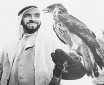 وفاه الشيخ زايد بن سلطان آل نهيان