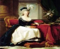 """ولدت ملكة فرنسا ماري أنطوانيت Marie-Antoinette d""""Autriche"""