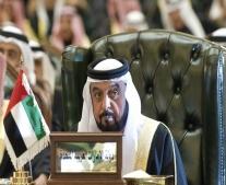 خليفة بن زايد آل نهيان رئيسا لدولة الإمارات العربية المتحدة