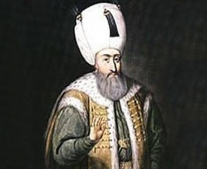 ولد السلطان سليمان القانوني