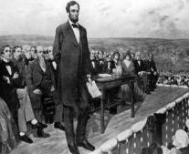 ابراهام لنكولن رئيسًا للولايات المتحدة