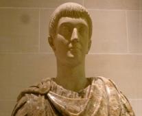 ولد الإمبراطور قنسطنس الثاني إمبراطور بيزنطا