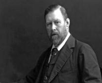 ولد الكاتب الايرلندى برام ستوكر Bram Stoker
