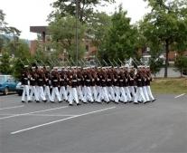 """تشكيل قوات مشاة البحرية الأمريكية United States Marine Corps """"المارينز"""""""