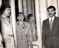 إعفاء اللواء محمد نجيب من رئاسة الجمهورية وتحديد إقامته