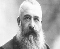 ولد الرسّام الفرنسي كلود مونيه Claude Monet