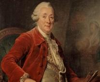 وفاة الرسام الفرنسى شارل إيميديي فيليب فان لو Charles Amédée Philippe van Loo