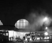 اندلاع حريق فى مترو أنفاق لندن