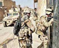 قوات مشاة البحرية الأمريكية ترتكب مجزرة في مدينة حديثة العراقية