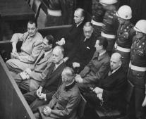 بدء محاكمات نورمبيرج Nuremberg Trials
