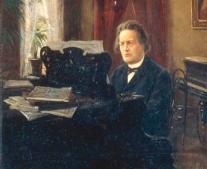 وفاة الملحن الروسي أنتون روبنشتاين Anton Rubinstein