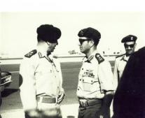 توحيد الجيش المصري و الأردني و السوري