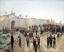 ملوك أوروبا يعترفون بسيادة الدولة العثمانية