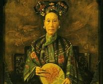 ولدت الإمبراطورة الصينية تسي شي Empress Dowager Cixi