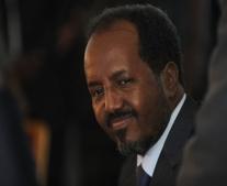 ولد الرئيس الصومالي حسن شيخ محمود