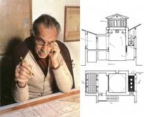 وفاة المهندس المعماري المصري حسن فتحي