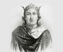 ولد الملك لويس السادس Louis VI ملك فرنسا