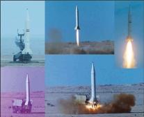 """إطلاق أول صاروخ عربي تم صنعه ليحمل الأقمار الصناعية """"صاروخ العابد"""""""