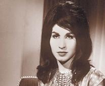 ولدت المغنية فايزة أحمد