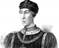 ولد ملك إنجلترا الملك هنري السادس Henry VI