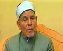 وفاه العالم الإسلامي الشيخ عطية محمد عطية صقر