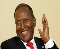 ولد عبد الله يوسف أحمد Cabdullaahi Yuusuf Axmed رئيس الصومال