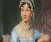 ولدت الروائية الإنجليزية جاين أوستن Jane Austen