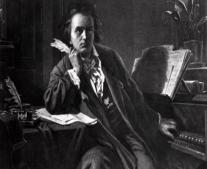 ولد بيتهوفن Ludwig van Beethoven