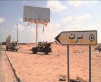 الإيطاليون يحتلون مدينة سرت في ليبيا.