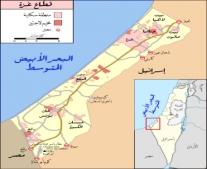 إسرائيل تبدأ غزوها البري على قطاع غزة عمليه الرصاص المصبوب