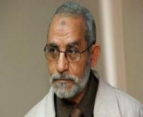 أنتخاب محمد بديع مرشدا عاما لجماعة الإخوان المسلمون
