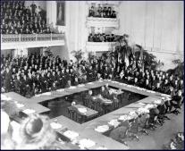 مؤتمر باريس للسلام 1919