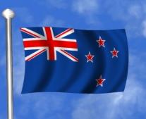 بدأ الإنجليز احتلال نيوزيلندا.