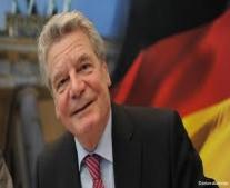 ولد الرئيس الالماني يواخيم غاوك